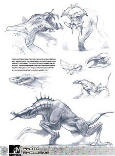 Neville Page Star Trek Concept Art