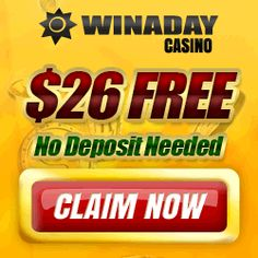 Act now & start winning money today while playing the best online U& mobile casino games on the Internet With Win A Day USA Casino Sweet Deal Bonuses.