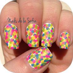 Spotty dots