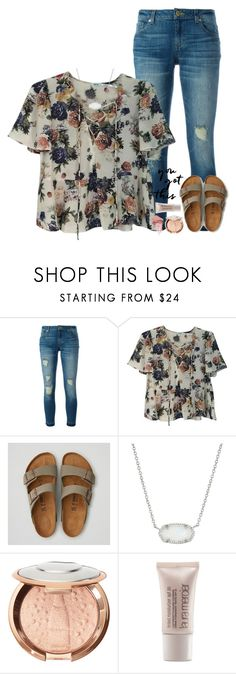 """ain't no clouds gettin in my way☁️"" by beingrach ❤ liked on Polyvore featuring MICHAEL Michael Kors, Urban Outfitters, American Eagle Outfitters, Kendra Scott, Laura Mercier and Urban Decay"