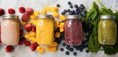 Make-Ahead Smoothies