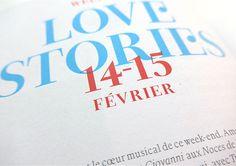 Orchestre de Paris typographie