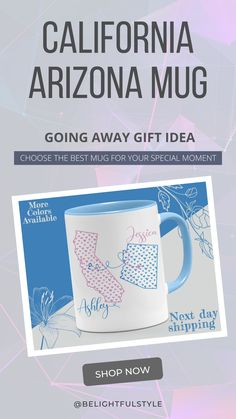 This Funny Coffee Mug are great Gift for your BFF, Sister and Girlfriend. Funny Coffee Mugs, Coffee Humor, Moving Away Gifts, Auntie Gifts, Miss You Gifts, Cool Mugs, Text Design, Custom Mugs, Etsy Store