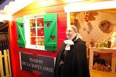 tante noel | Notre visite au marché de Noël de Montbéliard | French Moments Blog