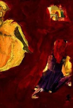 """Saatchi Art Artist CRIS ACQUA; Collage, """"46-LAUTREC x Cris Acqua."""" #art"""