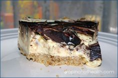 Low Carb Chocolate Swirl Cheesecake - Cakes, Muffins and Cheesecakes - Low Carb Recipes and Forums