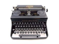 SALE 15% DISCOUNT Kappel typewriter 1920 by TonysTypewriters