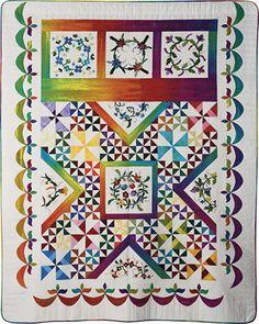 2010 AQS quilts | Shows & Contests: 2010 AQS Quilt Show & Contest ... : quilting contests - Adamdwight.com