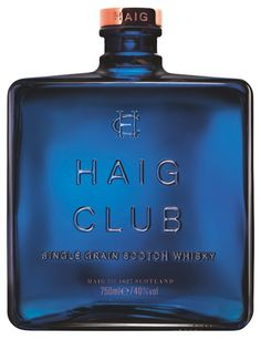 haig club • via