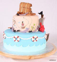Adorable Pirate Cake Pic 2