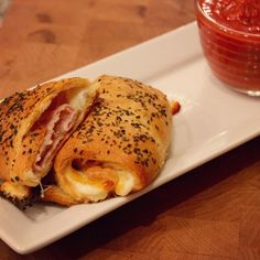 These Turkey Parmesan Roll-Ups have everything you want in a comforting, easy dinner recipe.
