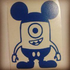 #minions                                               Minion Mouse