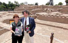Alcaldesa de Lima, Susana Villarán, presentó Plan Arqueológico para la ciudad de Lima con cuatro nuevas rutas turísticas