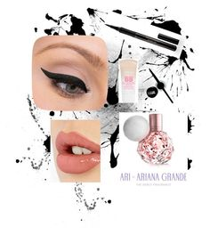 """""""Untitled #33"""" by livvy1311 on Polyvore featuring beauty, Charlotte Tilbury, LORAC, Elizabeth Arden and Maybelline"""