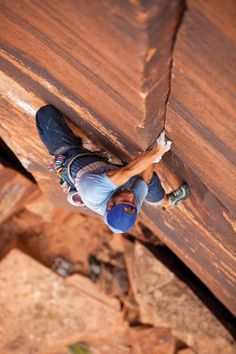 Crack #Climbing #Cotswoldoutdoor http://www.cotswoldoutdoor.com/be/browse-by-activity/rock-climbing