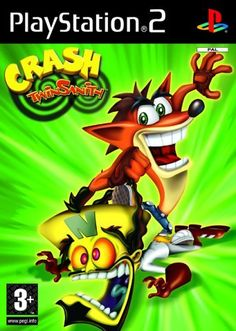Shop for Crash Twinsanity Starting from Choose from the 3 best options & compare live & historic video game prices. Playstation 2, Xbox, Crash Bandicoot Twinsanity, Crash Twinsanity, Juegos Ps2, Video Game Books, Sega Dreamcast, Funny Pictures For Kids, Classic Video Games