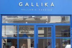 Gallika Restaurant Grec Paris