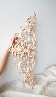 Cnc Cutting Design, Door Gate Design, Wood Carving Art, Neoclassical, Sculptures, Plates, Fine Art, Interior Design, Cover