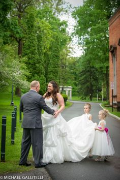 May Wedding at the Canfield Casino in Saratoga