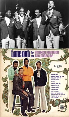 "From their 1967 album, Time Out for Smokey Robinson and The Miracles, hear ""Baby, Baby Don't Cry"" in my board, ""My Music: The Guys""."