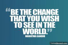 Mahatma Gandhi.- #quote #image