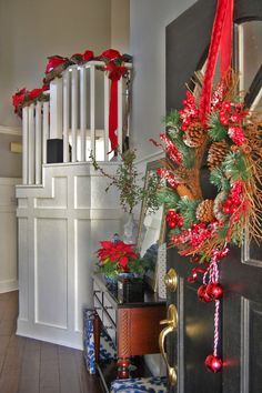 Classic Style Home: Christmas Home Tour 2014