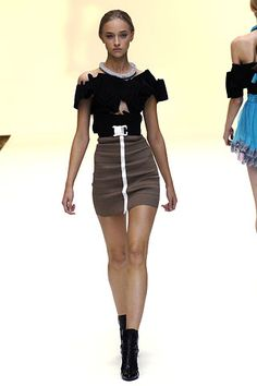 Christopher Kane | Spring 2007 Ready-to-Wear Collection | Style.com
