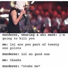 Twenty One Pilots funny