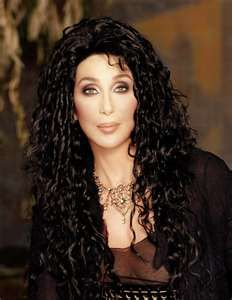 """Cher - """"I only answer to two people, myself and God."""""""