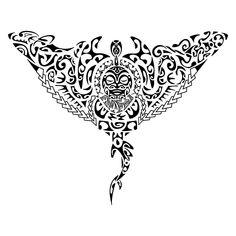 Tatuajes Maori .