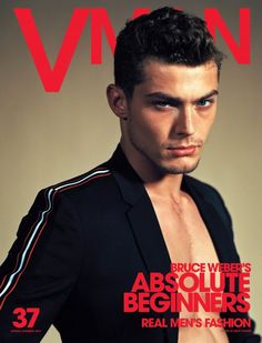 VMAN and Bruce Weber's New Faces – MODELS.com Feed