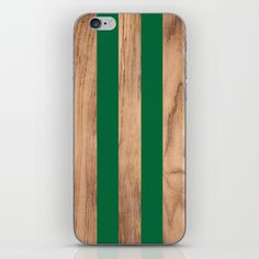Wood Grain Stripes - Light Blue iPhone Skin by Natural Collective Co. Geometric Decor, Iphone Skins, Wood Texture, Wood Grain, Bamboo Cutting Board, Plank, Hardwood, Grains, Triangle