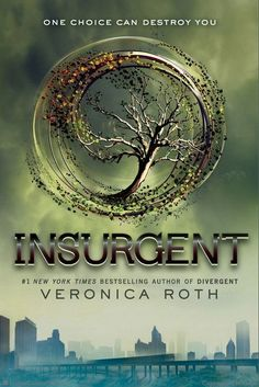 Teen Book of the Year: Insurgent By Veronica Roth