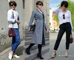 Мода и стиль  от модных блогеров возраста плюс -- обзор с фото
