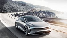 Lucid Motors, a California company, plans to begin delivering the car next year…
