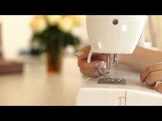 Preparando a sua máquina Singer para a costura.