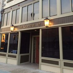 The Grand at 117. A downtown Rogers, AR event space. Would be great for a weddings reception