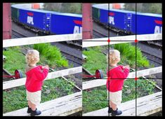 Rule of thirds #photography #kids