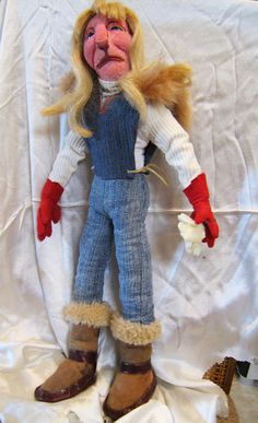Beauty and the Beast TV 1987 Vincent doll Vincent by macgyvershe