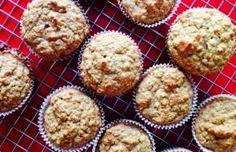 Muffins à l'avoine et céréales pour bébés