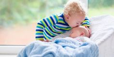 Why Children Misbehave When a New Baby Arrives - and How to Help