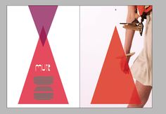 FMP: Layout ideas for Look Book