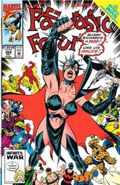 Fantastic Four #369 - With Malice Toward All!