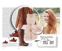 """""""Fall day"""" by melisa-hasic ❤ liked on Polyvore featuring Oris, Tory Burch, maurices, M.N.G and autumnstyle"""