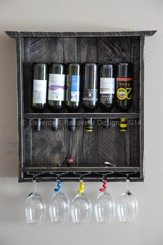 Sweet wine rack