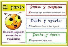 LEARNING IS FUN!: SIGNOS DE PUNTUACIÓN