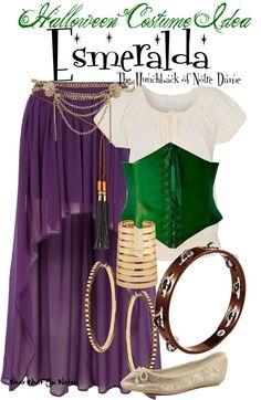 The Hunchback of Notre Dame (Disney) : Esmeralda