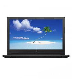 Dell Vostro 15 3558 Laptop (Intel Celeron- 4GB RAM- 500GB HDD- 39.62 cm (15.6)- Ubuntu Linux) (Black) 1 Year Dell Onsite Warranty Utility : Everyday Use Operating System : Linux/Ubuntu Type : Notebook Hard Disk Capacity : 500 GB Screen Size : 39.62cm (15.6) Processor : Celeron Dual Core Memory (Ram) : 4 GB