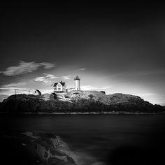 Signals I -- Cape Neddick, Maine -- © 2013 Mabry Campbell