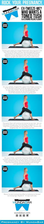 Mouvements avec gros ballon